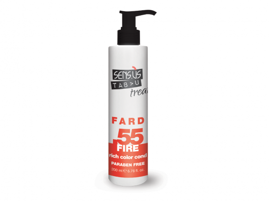 Sens.Us Fard Booster Fire 55 200ml