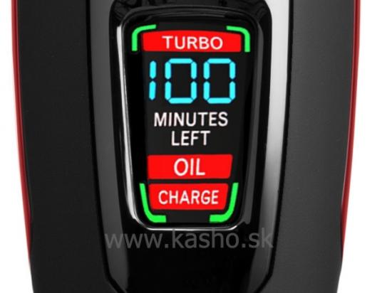 Kasho KPHC - Strihací strojček 8700 otáčok/1.min. !!!