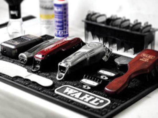 Wahl 0093-6410 Barbers Mat