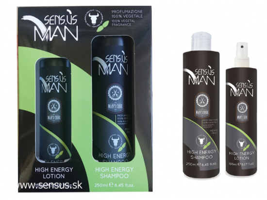 Sens.Us - MAN'S High Energy Kit