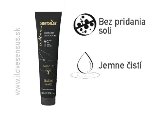 Sens.Us Alisa Restore  Shampoo 180ml