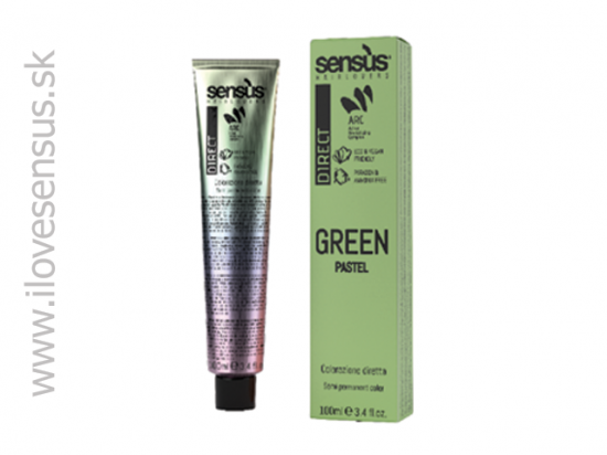 SensUs Direct Pastel Green 100ml