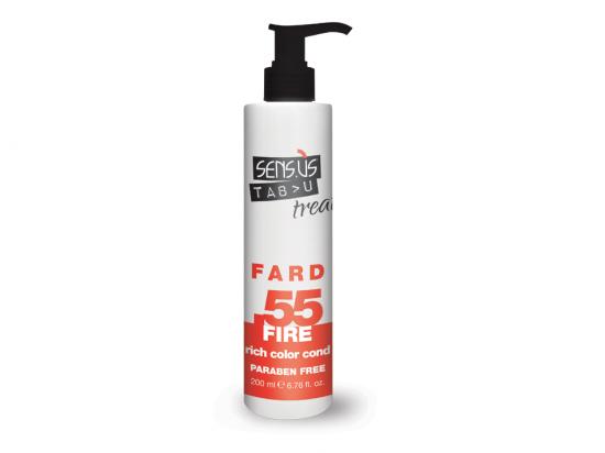 Sens.Us Fard Booster Fire 55 200ml