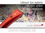 Ermila 1870 Bellina Red